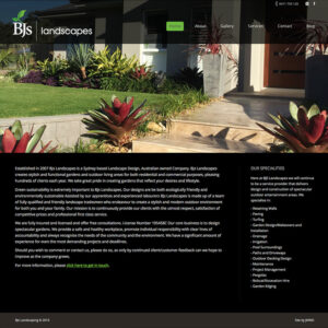 BJs Landscaping