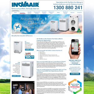 Inova Air Purifiers