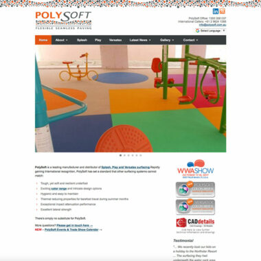Polysoft Surfaces
